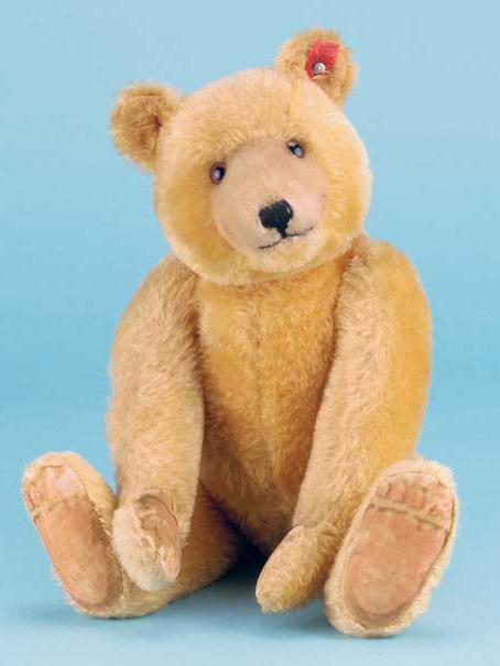 Steiff Dicky Bear