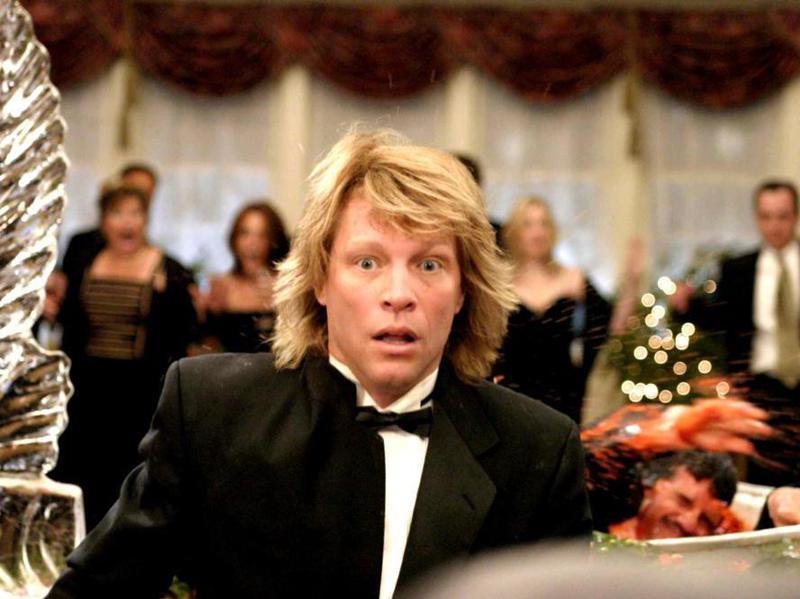 Jon Bon Jovi in Pucked (2006)