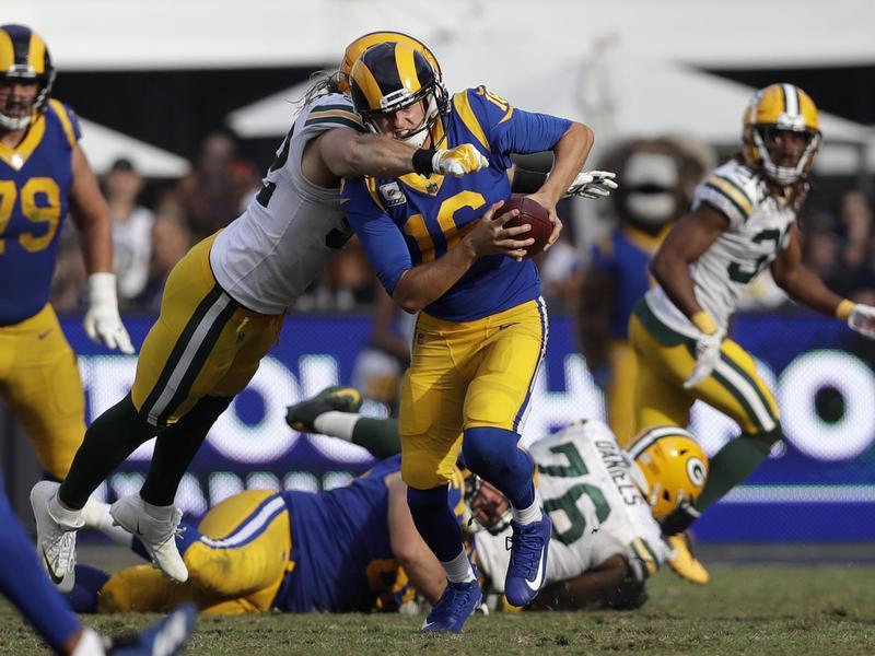 Packers-Rams
