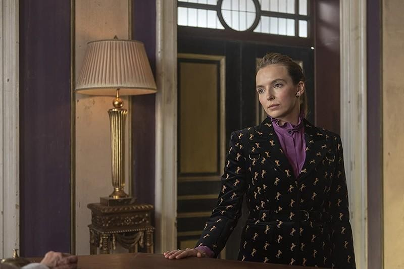 """Jodie Comer made the Golden Globe nomination list for """"Killing Eve"""""""