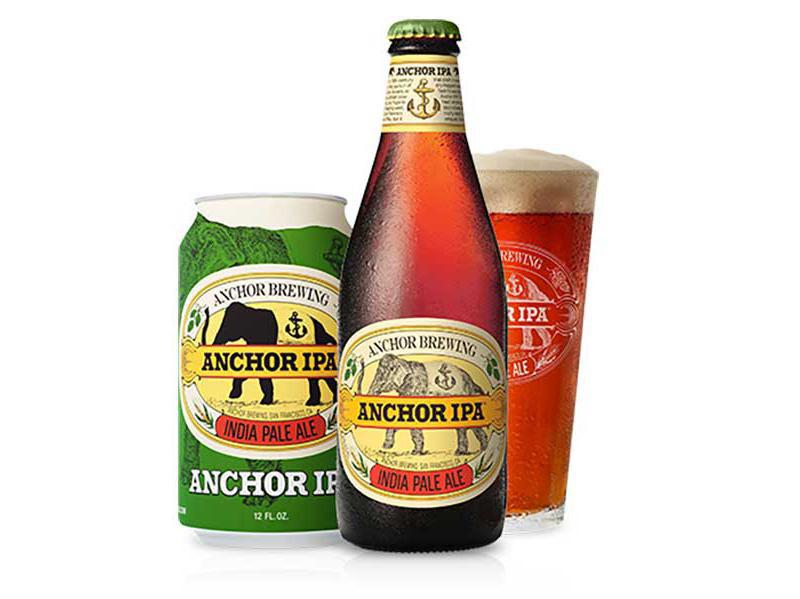 Anchor Brewing Co. beers