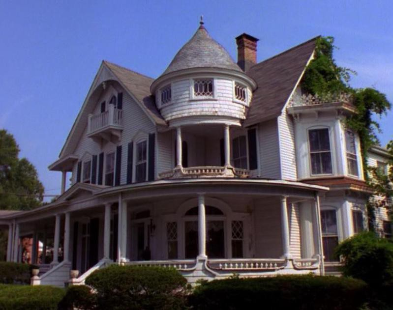 Sabrina the Teenage Witch house