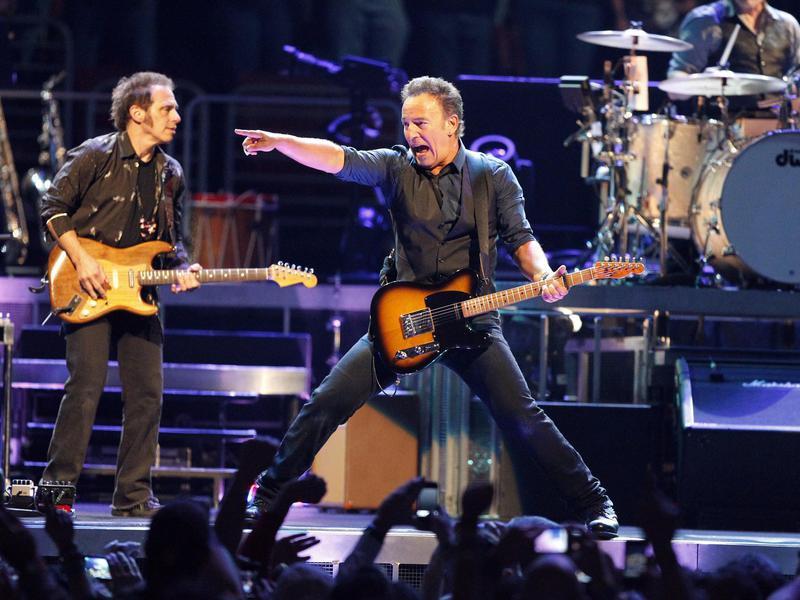 Bruce Springsteen, Nils Lofgren