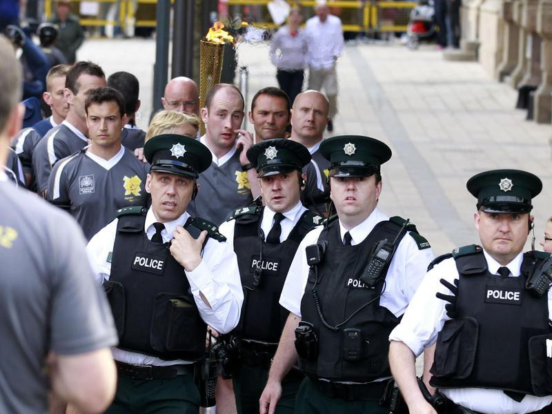 Policing in Ireland