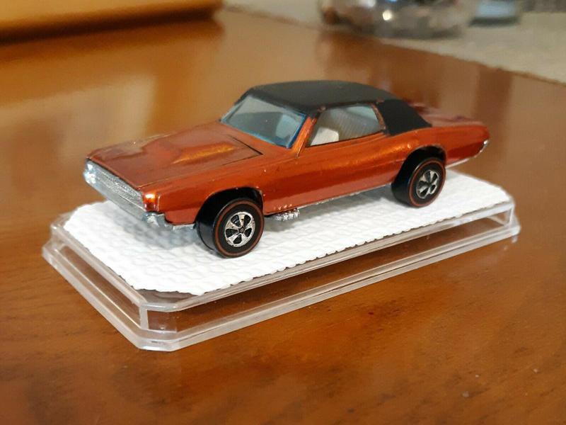 1968 Hot Wheels T-Bird