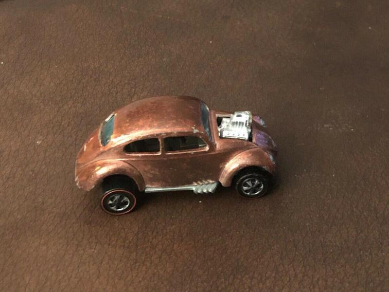 Volkswagen Hot Wheels no sunroof