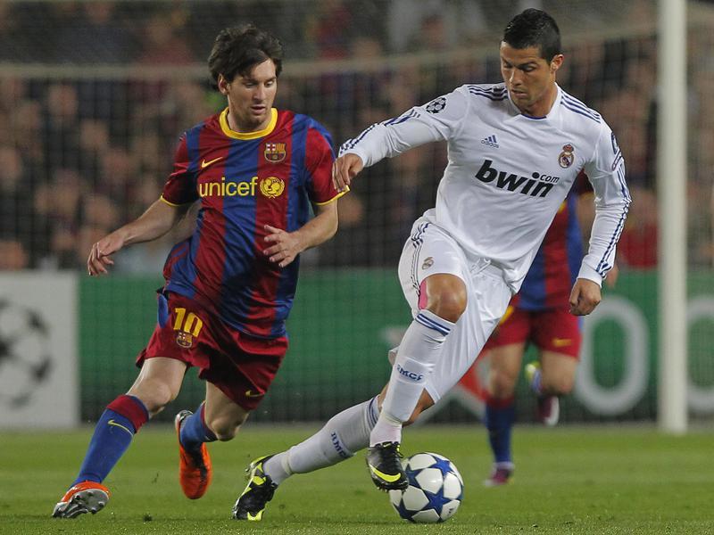 Lionel Messi-Christiano Ronaldo