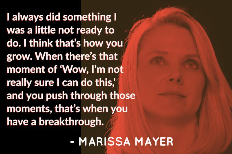 Marissa Mayer quote