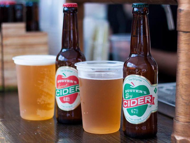 Buster's Cider