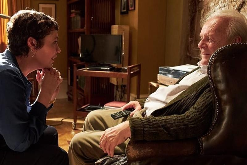 """Nominee Olivia Colman, """"The Father"""""""
