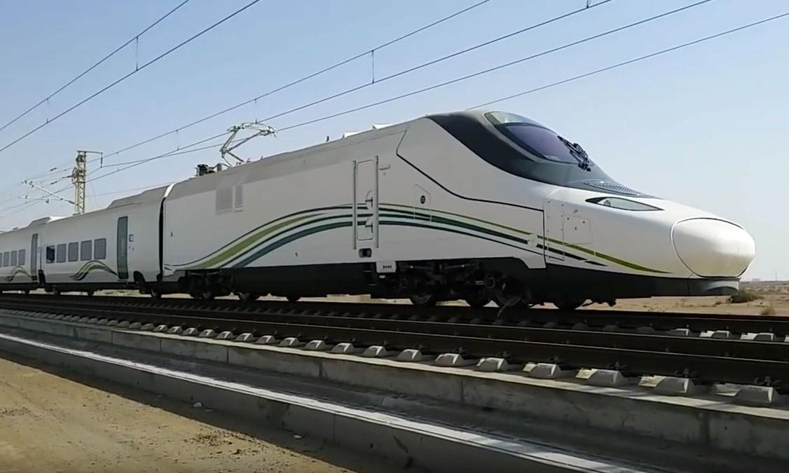 Talgo 350 SRO train