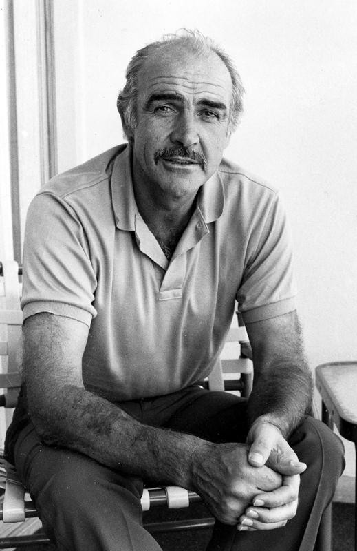 Sean Connery in 1983