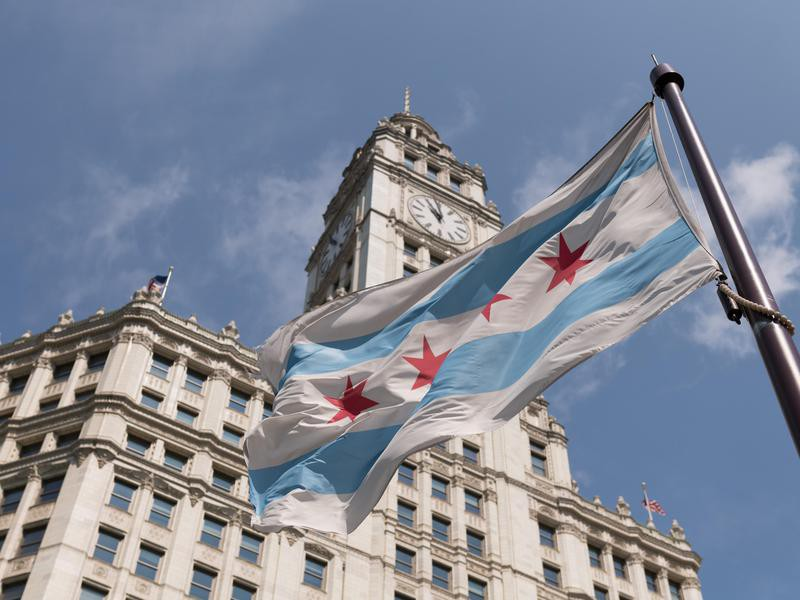 Flag of Chicago