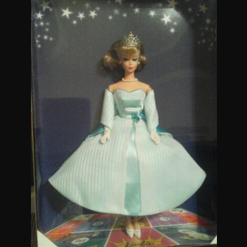 Aqua Queen of the Prom Barbie
