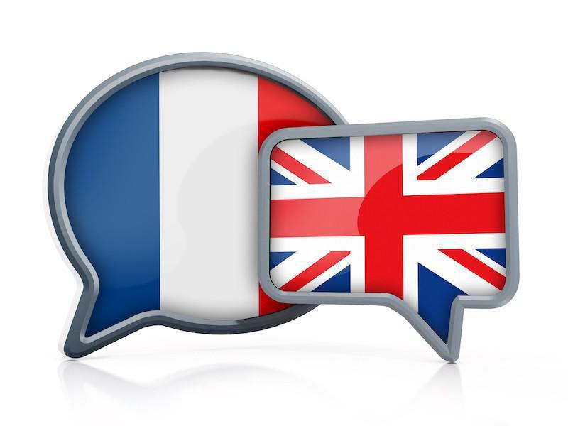 French-English