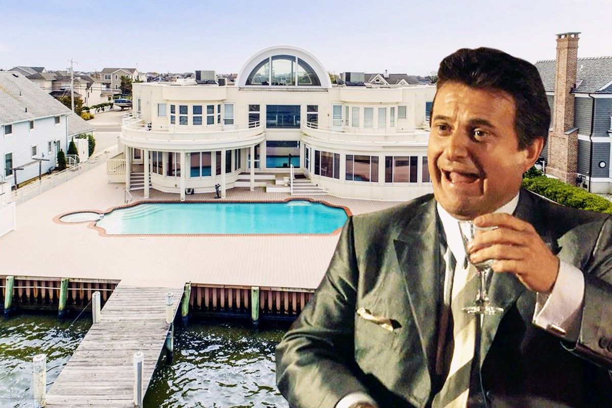 Wanna Be a Wiseguy? Joe Pesci Is Selling His Jersey Shore Mansion for $6.5 Million