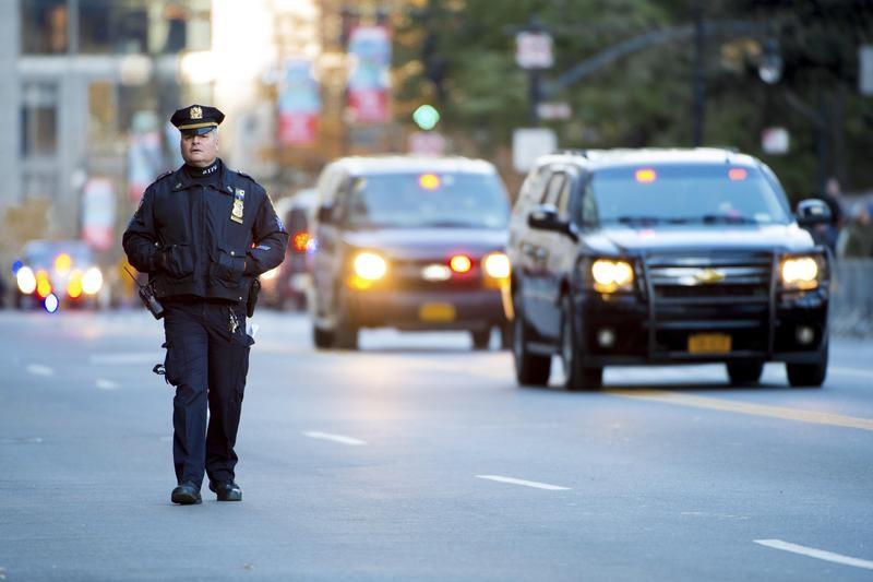 Patrol officer