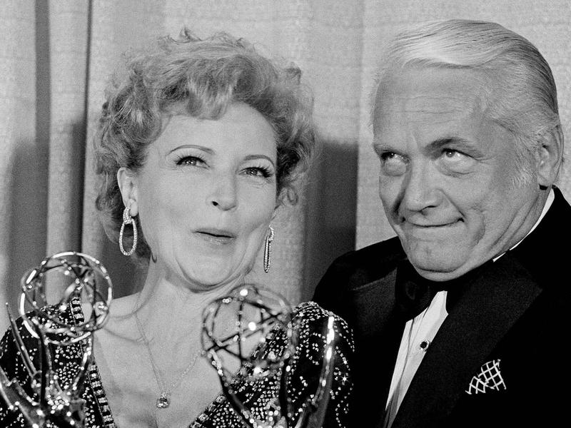 betty white ted knight