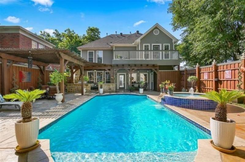 $1 million house in Dallas, Texas