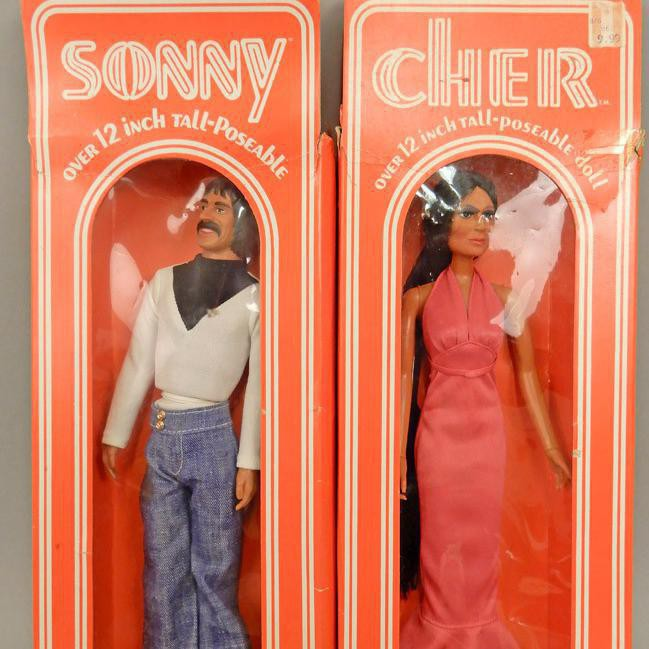 The Cher Doll