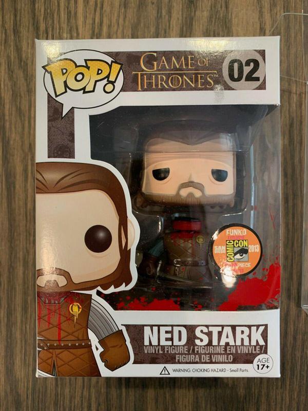 Headless Ned