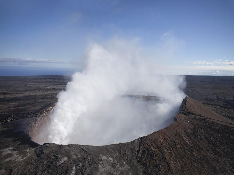 Kilauea - Present