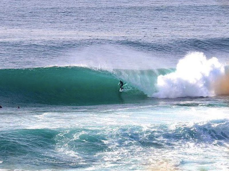 Kelly Slater in Portugal