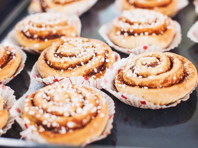 Swedish Cinnamon buns