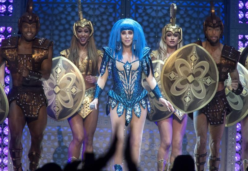 Cher in 2019
