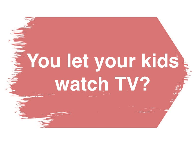 TV time?