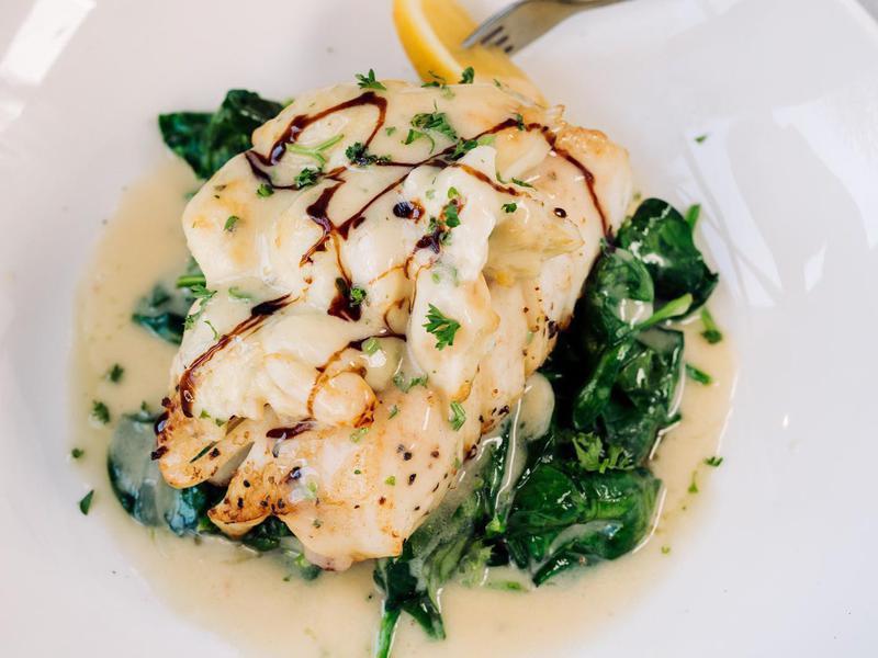 Pappadeaux Seafood Kitchen food