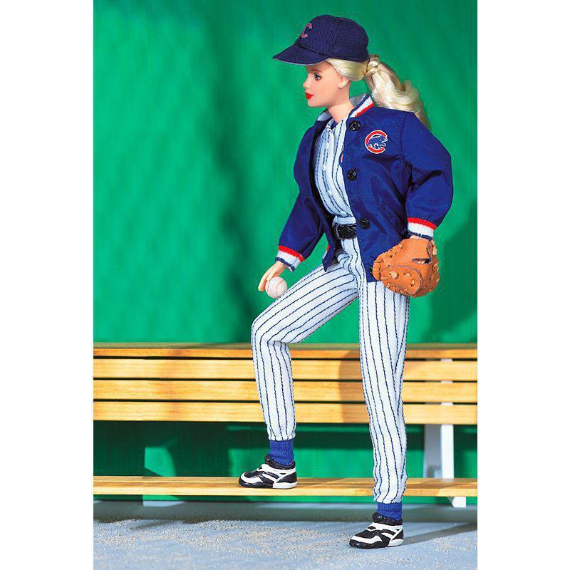 Chicago Cubs Barbie