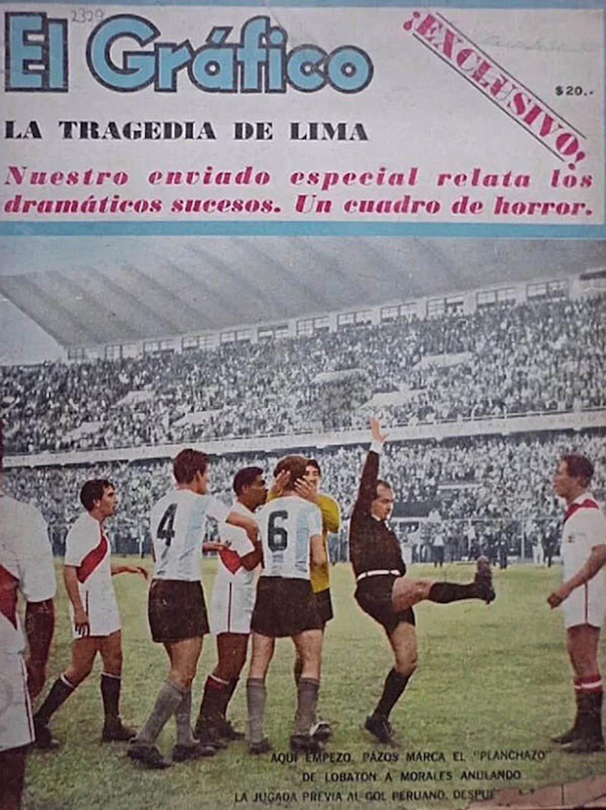 Lima tragedy