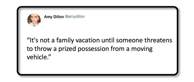 Vacation Fails