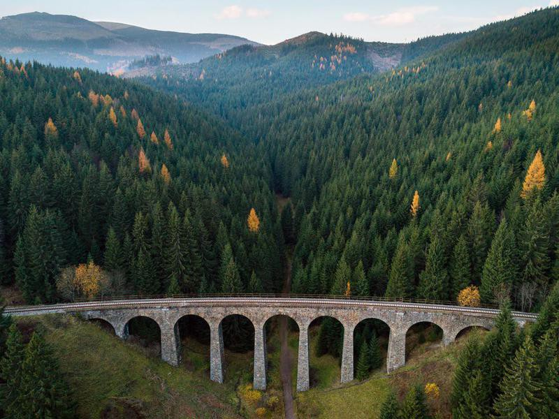 Chmarossky Viaduct