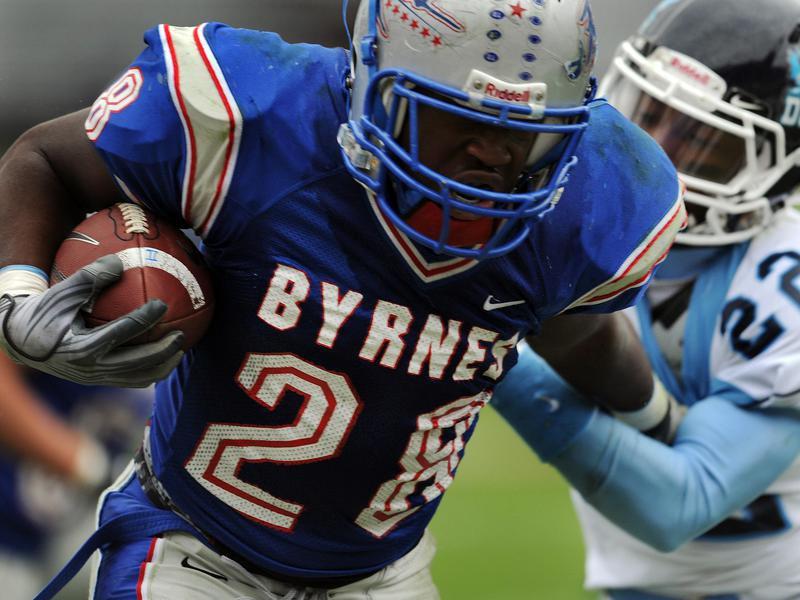 James F. Byrnes High School