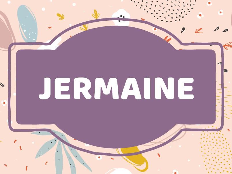 Unique Baby Names: Jermaine