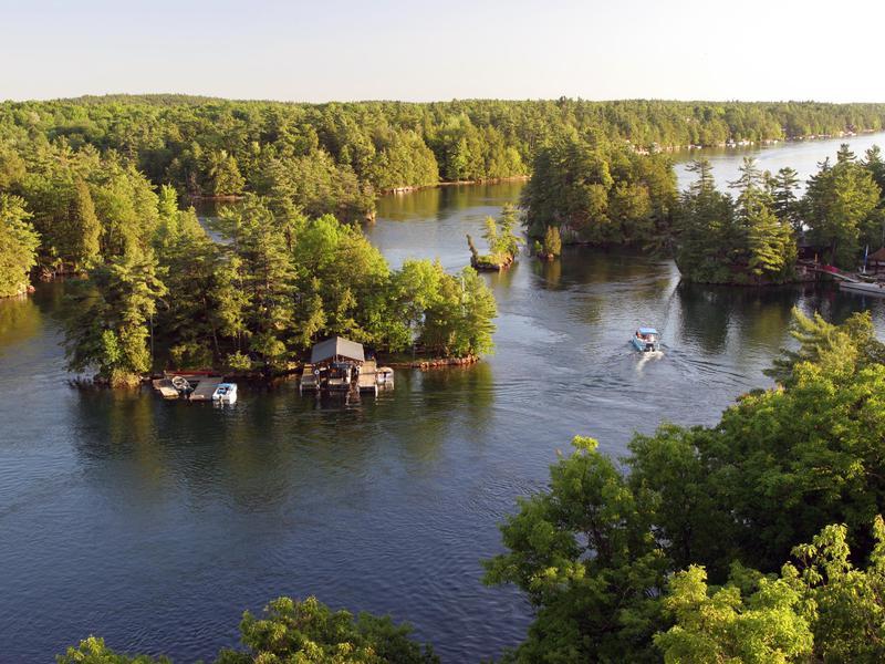 St. Lawrence River, Thousand Islands