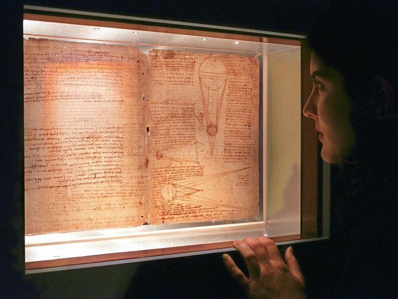 The Codex on Display