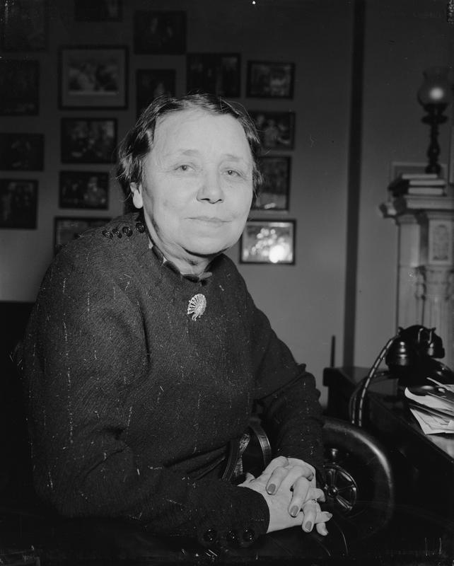 Senator Hattie W. Caraway