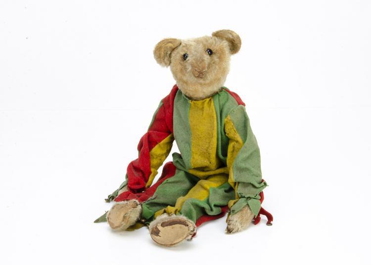 Strunz Jester Teddy Bear