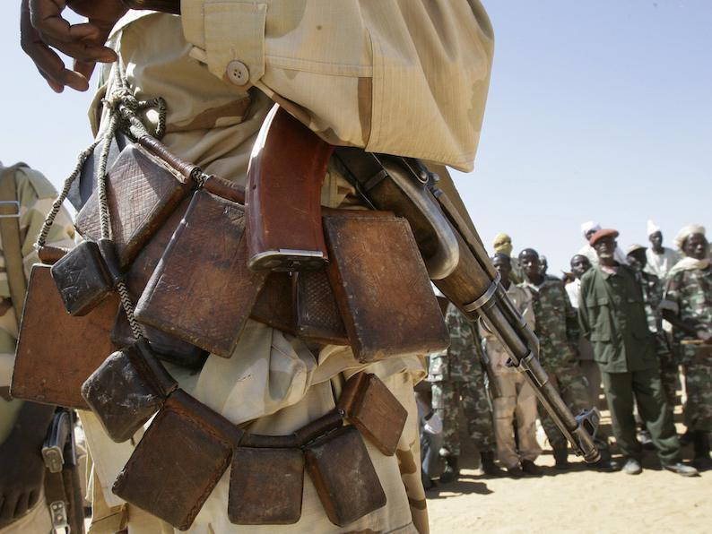 Dangerous Sudan