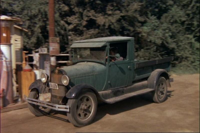 21. 1929 Ford Model AA