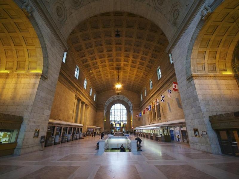 Union Station in Toronto
