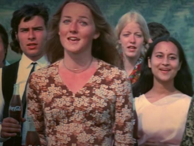 """Coca-Cola """"Hilltop"""" song in 1971"""