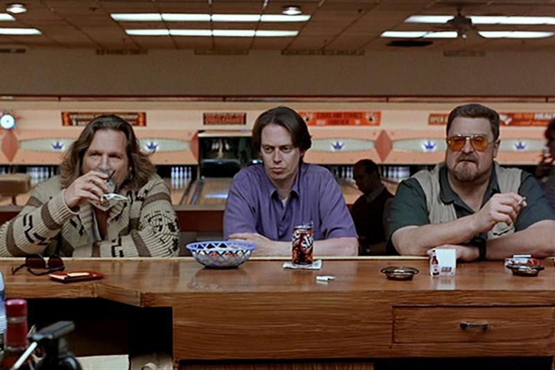 Jeff Bridges, Steve Buscemi, John Goodman