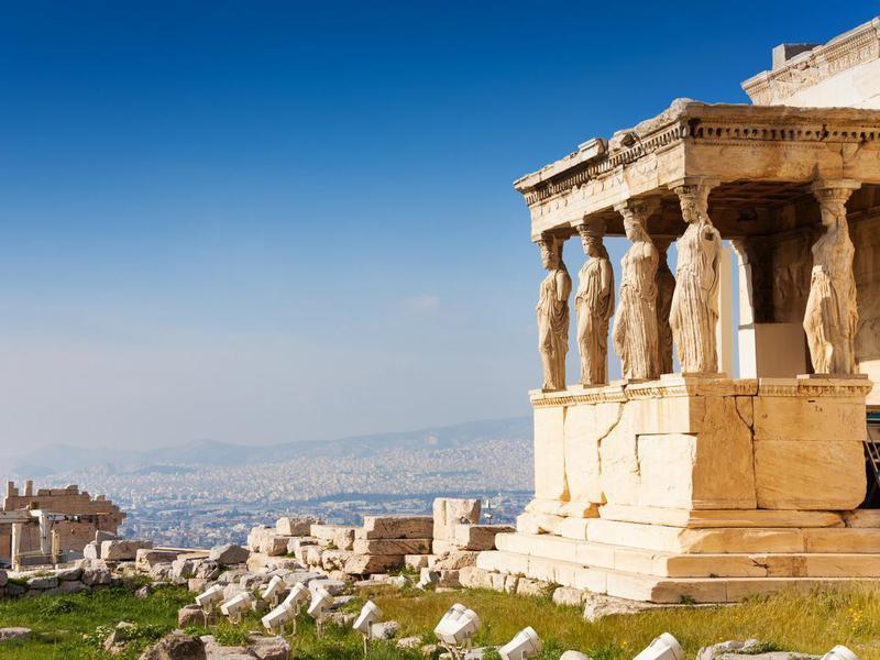 Erechtheion, Acropolis