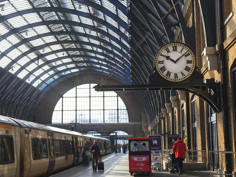 harry potter train station