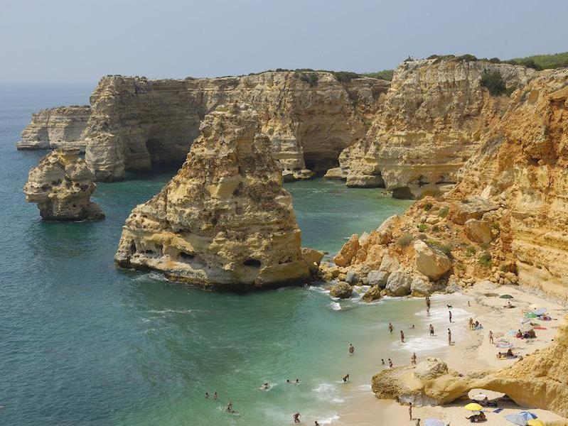 Praia di Marinha