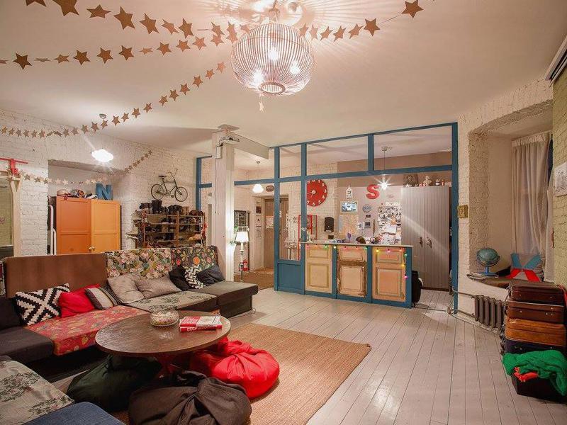 Soul Kitchen Hostel, St. Petersburg, Russia